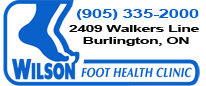 Wilson Foot Clinic Logo