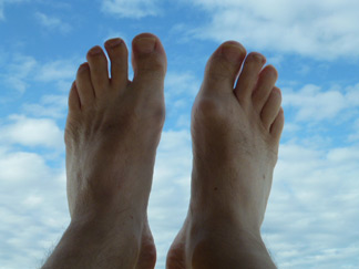 Foot Doctor for the feet - podiatry vs. chiropody